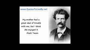 Mark Twain Quotes Wwwquotestolivebynet