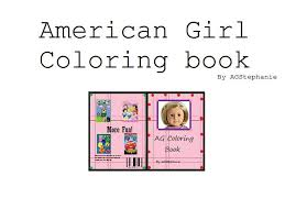 Small Picture American Girl Coloring Book Coloring Coloring Pages