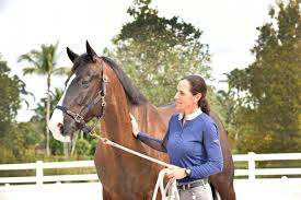 Communication with horse is key for Olympic Bronze medalist ...