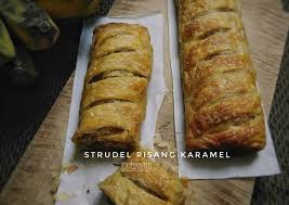 Resep Strudel Pisang Karamel Oleh Rachma Esty Utami Cookpad