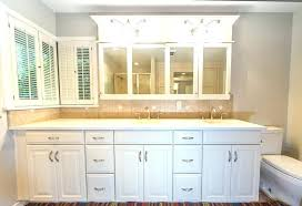 over cabinet lighting bathroom. Bathroom Medicine Cabinets With Mirrors And Lights Lighting Over Cabinet Outlet Recessed Electrical R