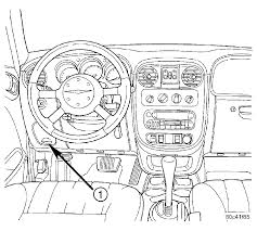 Diagram 2005 pt cruiser fuse box diagram