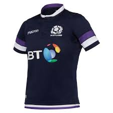 macron kids scotland m17 rugby shirt at sports warehouse expert advice free delivery over 75 00
