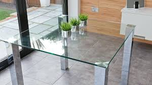 square glass dining table fabulous view larger with modern for 8 80cm