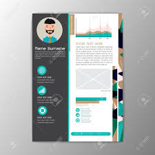 Modern Design Resume Modern Brochure Business Flyer Design Resume Template Magazine 16