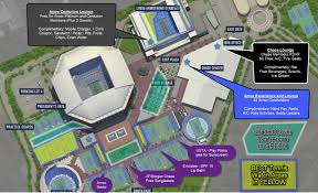 Us Open Seating Chart Ashe Tennis Bargains Us Open Deals Usta Promo Codes And Tennis