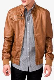 camel color mens leather jacket cairoamani com