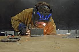 the troubled history of vocational education american radioworks a student at a vocational high school in massachusetts learns to weld photo
