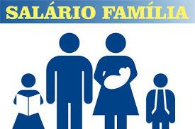 Resultado de imagem para salario familia 2015
