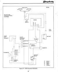 wiring diagram 7014s w electric lift talking tractors simple rh simpletractors com simplicity 4040 wiring diagram ignition toro riding mower wiring diagrams