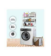Çamaşır Makinesi Üstü Düzenleyici Raf