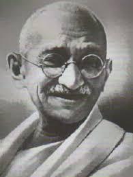 Революция в Индии года Новейшая история Реферат доклад  Махатма Ганди
