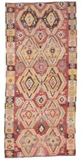vintage turkish kilim rug 140090