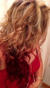 My Ombre Hair High Low Lights