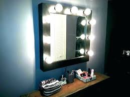 lighted makeup mirror wall mount wall mounted led makeup mirror wall mounted hardwired lighted makeup lighted