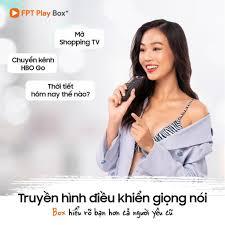 Remote Fpt play box Điều khiển Fpt play box Remote Fpt box TV Box Fpt 2018  2019 2020 voice giọng nói - Chính Hãng giá cạnh tranh