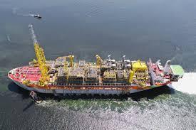 Fpso Design Guidance Notes Liza Destiny Fpso Begins Her Voyage To Guyana Sbm Offshore