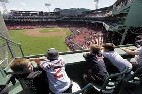 Boston Red Sox Seating Chart View Green Monster Seats Boston Red Sox Seats Green Monster