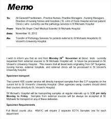 Internal Memo Samples Sample Memorandum Of Agreement Template 371030750179 Free Memo