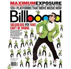 Billboard Hit Chart 2012 Psys Gangnam Style The Billboard Cover Story Billboard