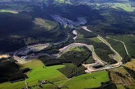 Erst zum vierten mal ist die königsklasse des motorsports in. Formula 1 Race Track Spa Francorchamps Tourist Attraction Stavelot
