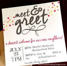 Neighborhood Party Invitation Wording Neighborhood Party Invitation Wording Meet Greet Free Printable