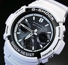 bright rakuten global market series of casio x2f g shock solar series of casio g shock solar radio watch men s white and black white