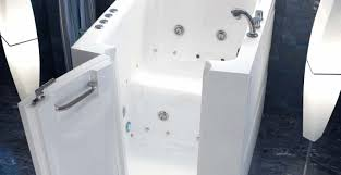 geous tubs awesome step in bathtubs bathtub shower combo units on