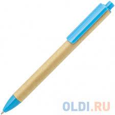 <b>Авторучка шариковая</b>, <b>1</b>,<b>0мм</b>, корпус из пресованной бумаги ...