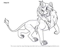 Small Picture Scar Lion King Drawing 050983db5edc713893653dded4b663bfjpgnoindex1
