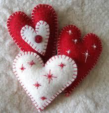 284 Best Felt Images On Pinterest  Christmas Crafts Christmas Christmas Felt Crafts