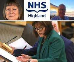 NHS Highland bullying whistleblowers say they have been 'palmed off' by  Jeane Freeman | HeraldScotland