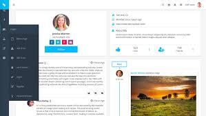admin dashboard app template