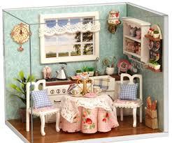 mini furniture. Large-size Of Contemporary Led Doll House Festival Decoration From Leading Whole Then Room Dollhouse Mini Furniture E