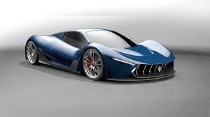 Maserati Auto Designer Designer Envisions Maserati Mc 63 Hypercar Based On Laferrari