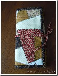 Needle Case Tutorial from the Painted Quilt Blog | Craft Ideas ... & Needle Case Tutorial from the Painted Quilt Blog Adamdwight.com