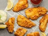 a quick and different fried fish recipe