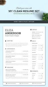 Clean Resume Format Nmdnconference Com Example Resume And Cover