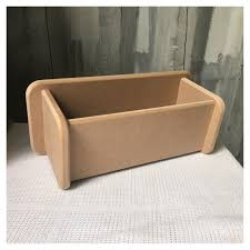 planterbox m planter box for indoor cubby house mdf unpainted