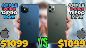 Apple iPhone 12 Pro Max vs Apple iPhone 11 Pro Max | Iphone, Apple iphone, Iphone  11