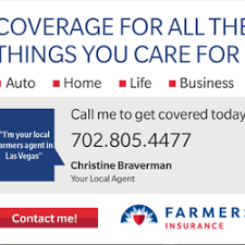 Farmers Auto Quote Farmers Insurance Christine Braverman Get Quote Insurance 83