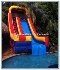 inflatable inground pool slide. Inflatable Inground Pool Slide