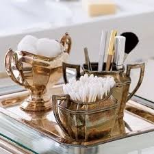 Decorating With Silver Trays Vintage Silver Everyday Decorating Ideas TIDBITSTWINE 15