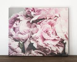 16x20 inch pink peony canvas wrap shabby chic wall art on wall art canvas shabby chic with amazon 16x20 inch pink peony canvas wrap shabby chic wall art