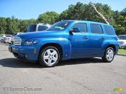All Chevy blue chevy hhr : 2009 Chevrolet HHR LT in Aqua Blue Metallic - 583610 ...
