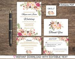 Wedding Invitation Set Templates Wedding Invitations Sets Wedding Invitations Sets For Invitation