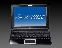 s eee pc 1000he netbook upgraded