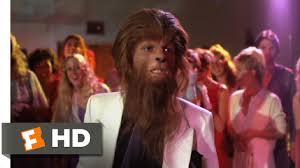 Last scene from movie teen wolf