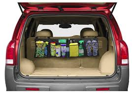 philippines car back seat organizer for suv auv and wagon