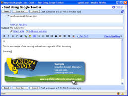 Risingline Blog » Blog Archive Adding Html Email Signatures To Gmail ...